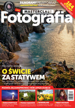 Fotografia Master Class - kwartalnik - prenumerata kwartalna już od 29,90 zł